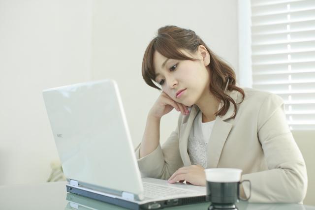 姿勢のクセ等も腰痛の原因