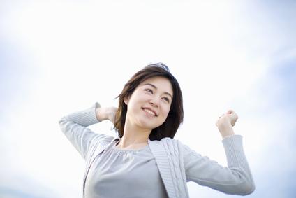 身体を自由に動かせると生活も楽しくなります
