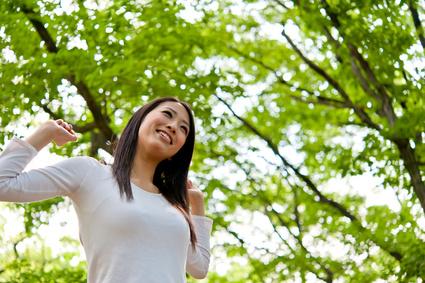 痛みから解放されると日常生活も楽しくなります